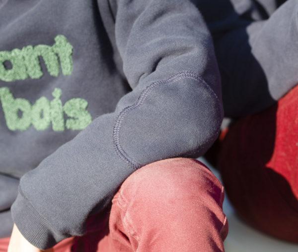 SWEAT ENFANT DES BOIS 8